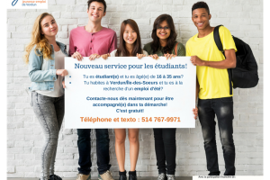 Placement Emplois – Étudiants