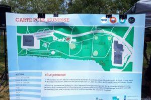 Carte Pôle jeunesse Verdun