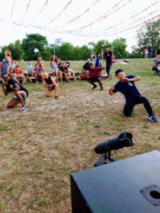 Bboy K-Ching - Festival Arts de rue de Verdun 2018
