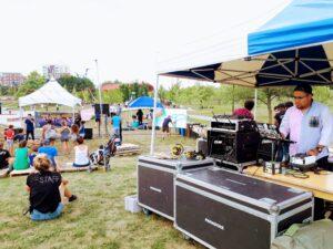 DJ_Victorious - Festival Arts de rue de Verdun 2018