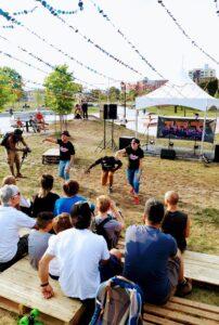 LockUnity- Festival Arts de rue de Verdun 2018