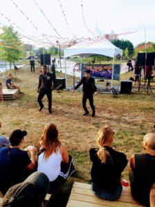 SV Crew - Festival Arts de rue de Verdun 2018