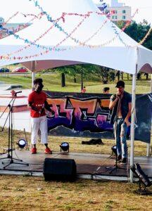 SwaD et Kleepbagi - Festival Arts de rue 2018