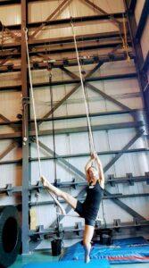 atelier cirque social - école nationale de cirque de Montréal 2