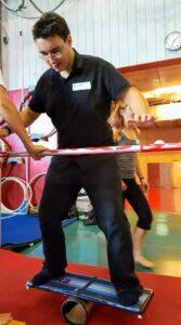 atelier cirque social - école nationale de cirque de Montréal 4