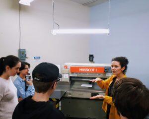 Visite à Imprime-Emploi