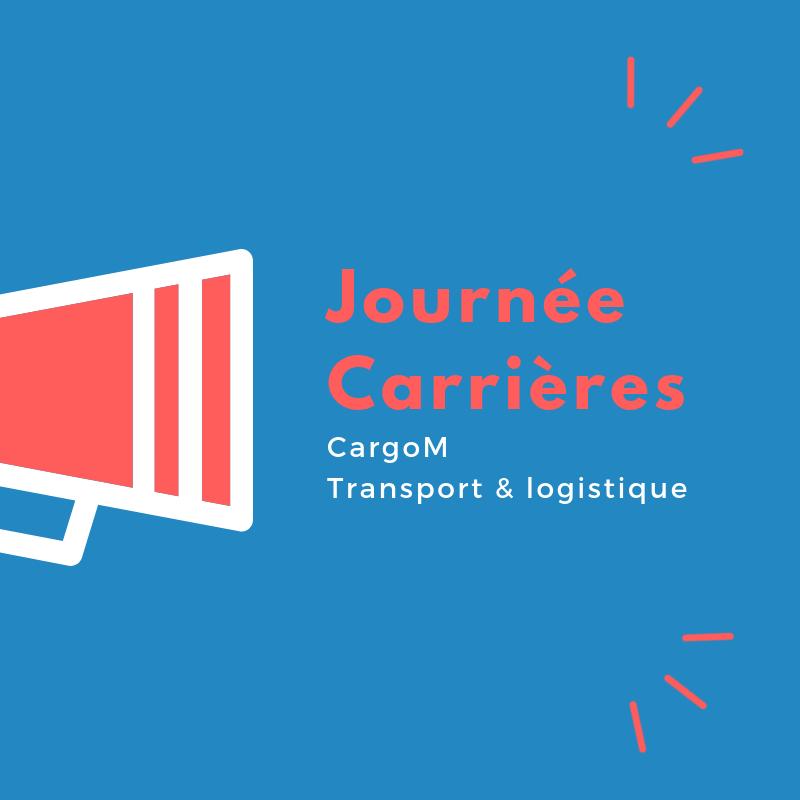 19 nov. 2018: Journée carrières CargoM, Grappe métropolitaine de logistique et transport de Montréal