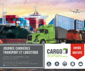 CargoM Journée Carrières 19 novembre 2018