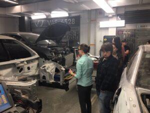 DEP mécanique automobile CFP de Verdun - Départ@9