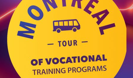 Get on the Montreal Tour of vocational training trades!