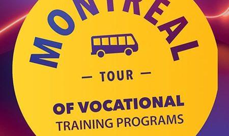 Tournée montréalaise des métiers de la formation professionnelle