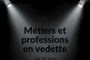 Métiers et professions
