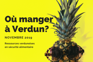 Où manger à Verdun - Novembre 2019
