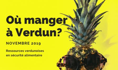 Où manger à Verdun – Novembre 2019
