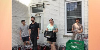Nourrir ton été et ta communauté - projet de volontariat 2020