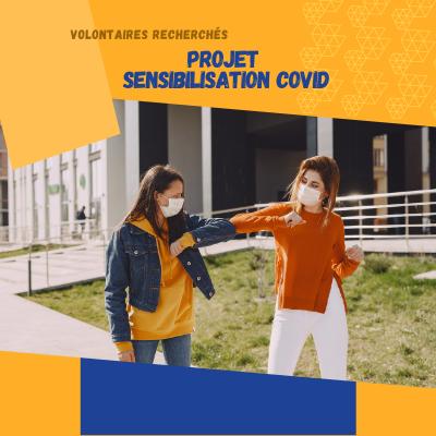 Projet de volontariat - été 2021 - CJE de Verdun